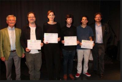 Karikaturenpreis - Preisverleihung Schülerpreis Quelle: Wolfgang Schweighofer