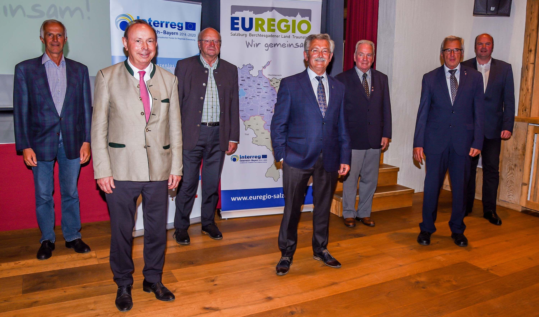 EUREGIO-Präsident