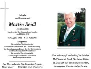 Seidl Martin - Parte